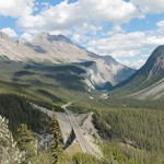 Road trip pela Icefields Parkway