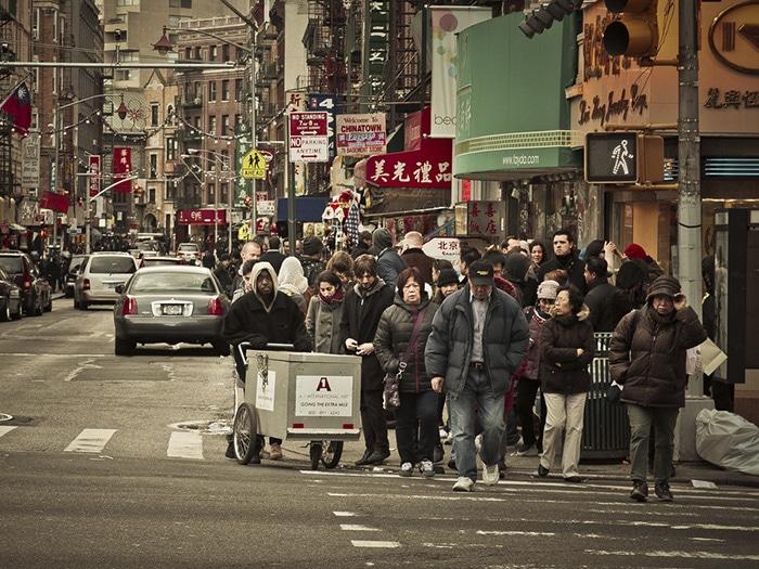 Um pedaço da China em Nova York | Foto por Stefan Georgi (CC-BY-NC-SA 2.0)