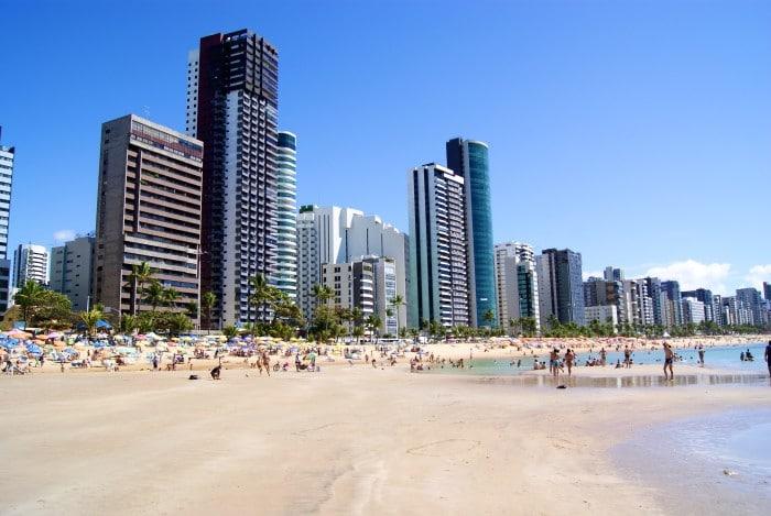 Praia de Boa Viagem | Foto por Raul DS (CC BY 2.0)