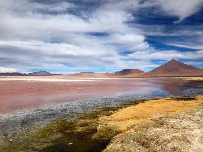 Laguna Colorada  Foto por Felipe Parma