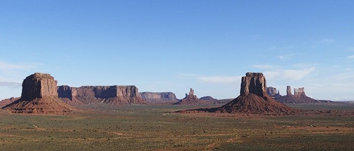 Monument Valley || Foto por Fernanda Riggon