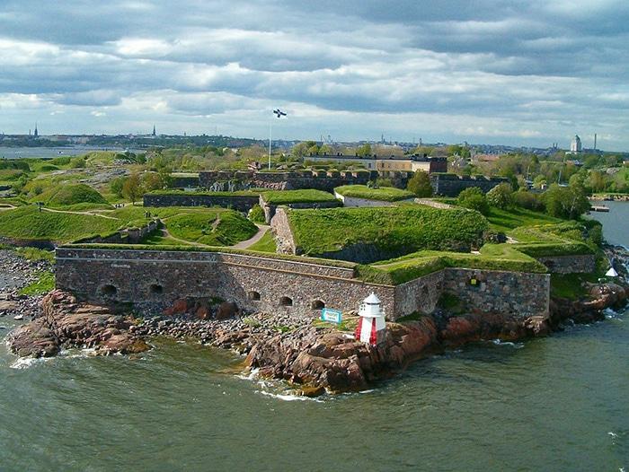 Fortaleza de Suomenlinna | Foto por Michal Pise