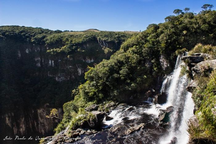 Cachoeira Canion Fortaleza   Foto por João Paulo Vasconcelos