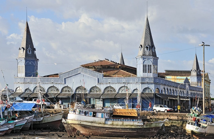 Mercado Ver-o-Peso | Foto por Cayambe (CC BY-SA 3.0)