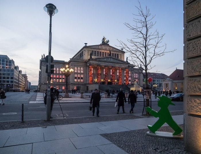 Ai Weiwei, Konzerthaus, Berlim (1)