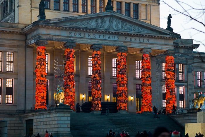 Ai Weiwei, Konzerthaus, Berlim (2)