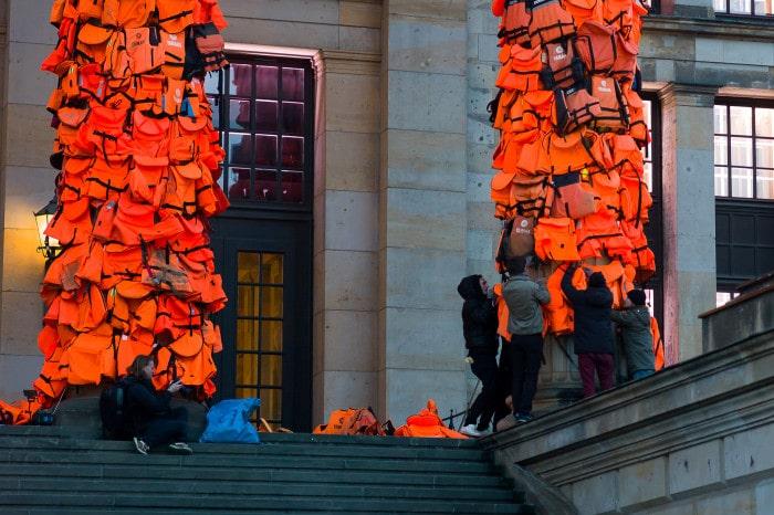 Ai Weiwei, Konzerthaus, Berlim (4)