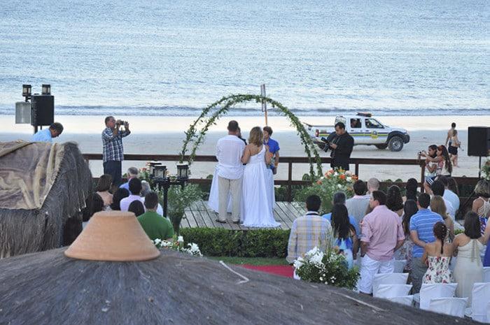 Casamento do Jayme e da Nívea, em Porto de Galinhas, Pernambuco