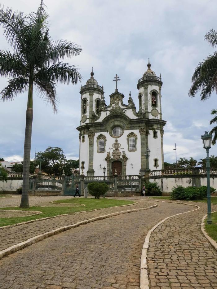 Fachada da Igreja São Francisco de Assis   Por Sabrina Didoné
