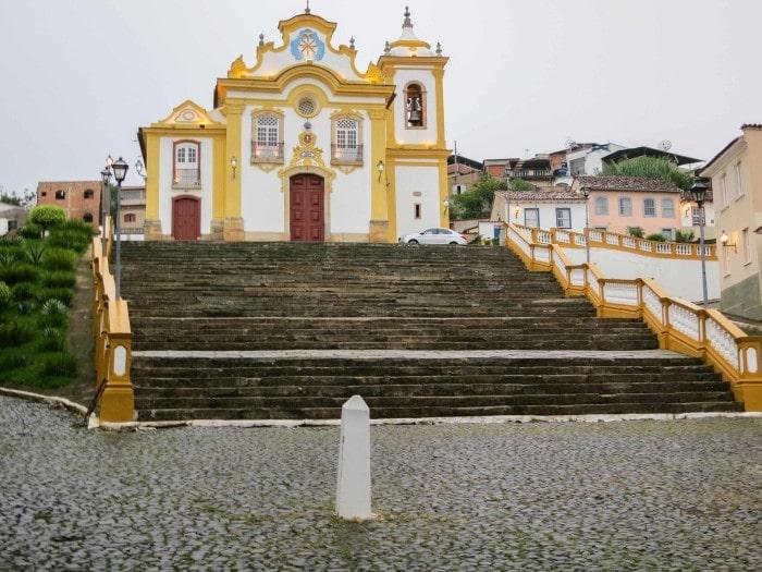 Igreja das Mercês   Por Sabrina Didoné