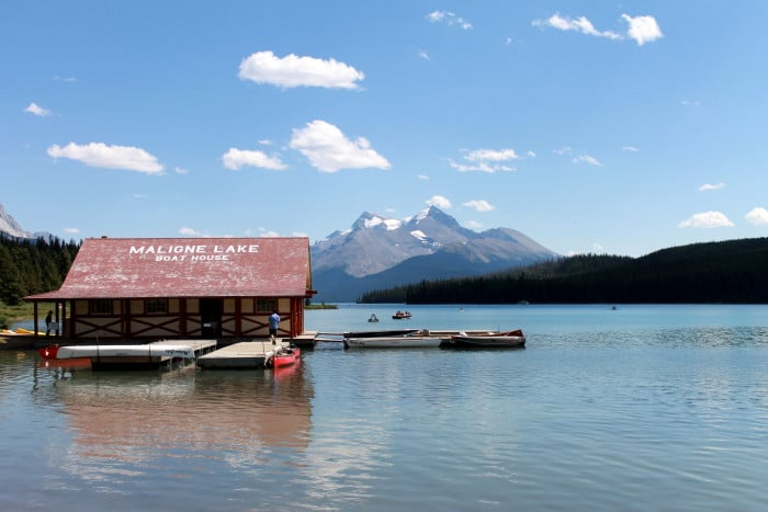 Maligne Lake | Por Carolina Caio