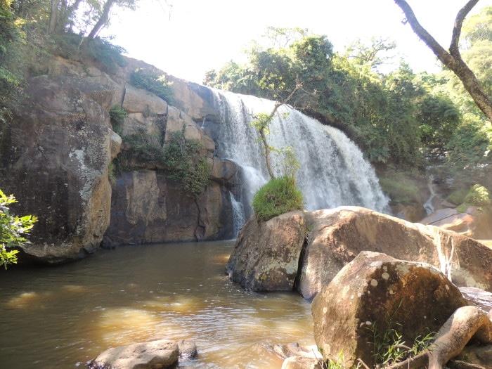 Cachoeira do Machado I | Por Sabrina Levensteinas