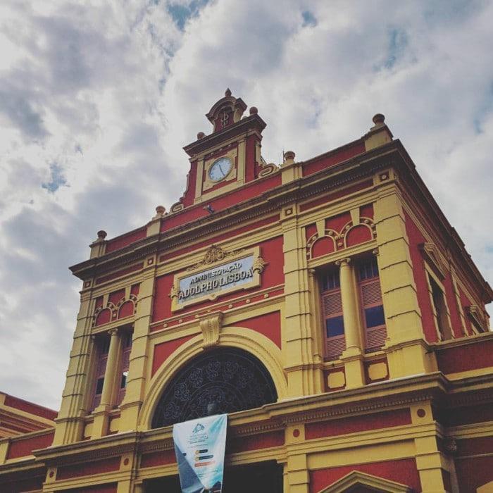 Mercado Adolpho Lisboa | Por Carolina Pera
