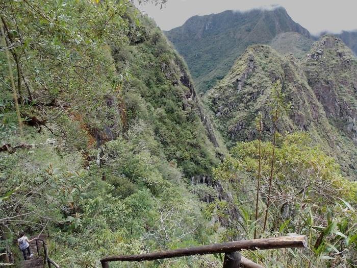 Vista ao longo da trilha | Foto Beto Lisboa