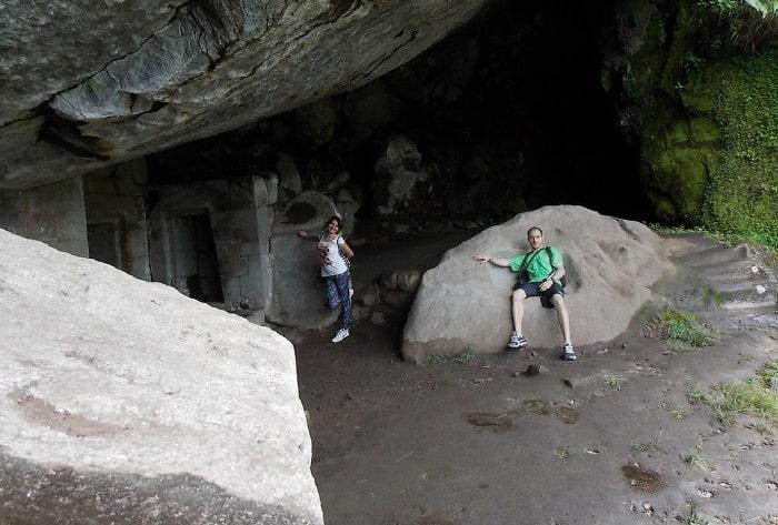 Apenas alguns minutos são suficientes para conhecer a Gran Caverna | Foto Beto Lisboa