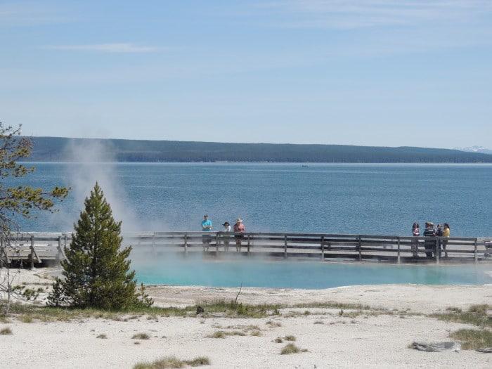 Yellowstone Lake 2