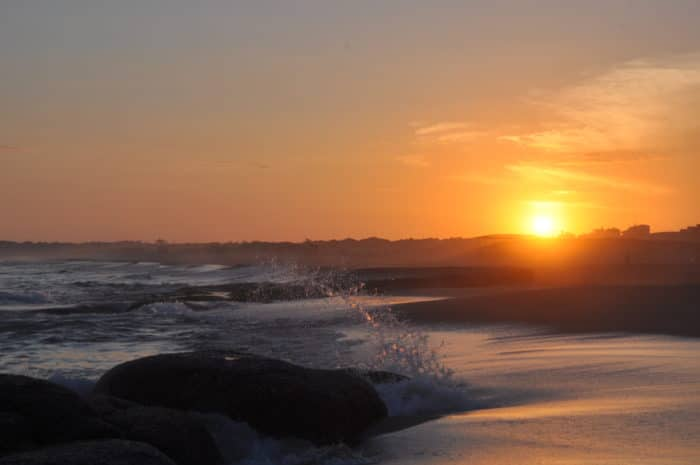 Punta del Diablo, uma das praias do Uruguai