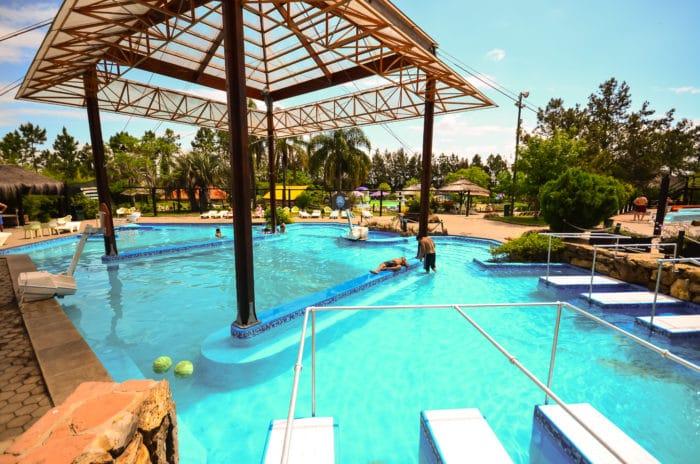 Acuamania, parque aquático em Salto, o paraíso das águas termais no Uruguai | Hélio Dias