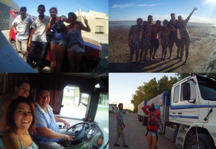 Os amigos que fizemos pelo caminho - parte 1   Camila Bertassoni (arquivo pessoal)