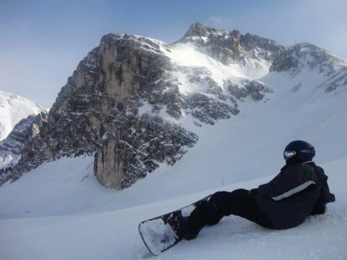 Snowboard no Canadá: opção para viajar no inverno