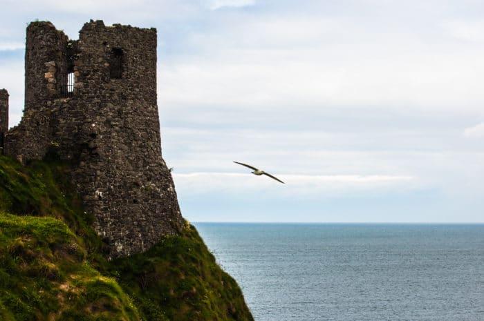 Dunluce Castle   Henrique Kugler
