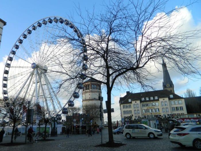 Altstadt, a Cidade Velha de Düsseldorf | Foto Allan Watt (CC BY-NC 2.0)