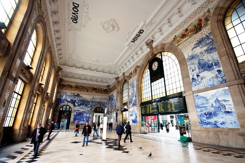 Estação de trem merece a visita | Foto Juliana Maian