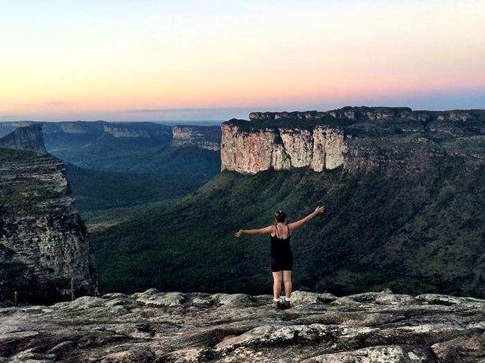 Morro do Pai Inácio, atração imperdível! | Foto Juliana Santos
