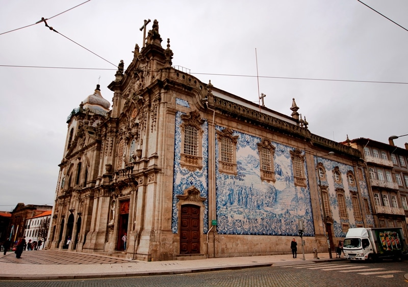 Igreja dos Carmelitas | Foto Juliana Maian