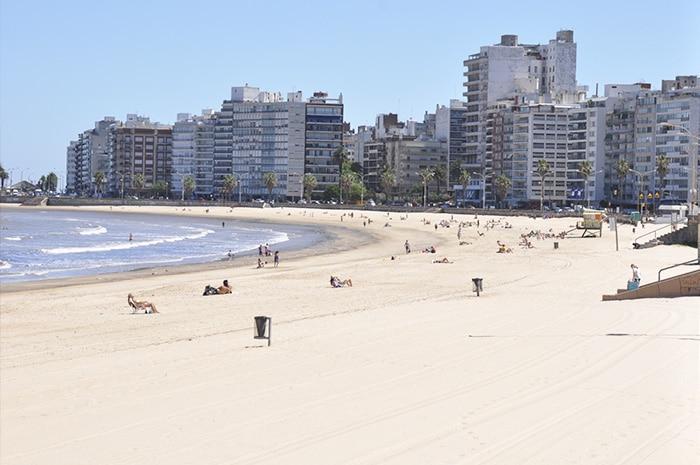 Pocitos, um dos bairros mais valorizados de Montevidéu   Zizo Asnis