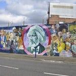 Black Cab Tours: turismo político pelas ruas de Belfast