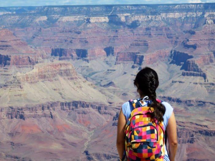 Parque Nacional do Grand Canyon, no Arizona