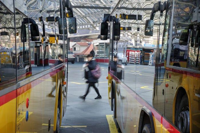 Ônibus da Flixbus   Foto Peter Thoeny