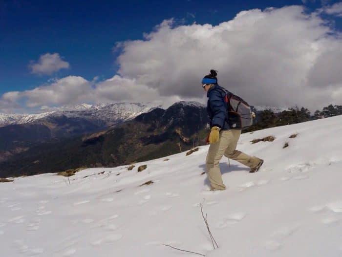 É preciso muito preparo físico para enfrentar a subida ao Annapurna