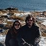 Isabella Mércio e Lucas Ferreira